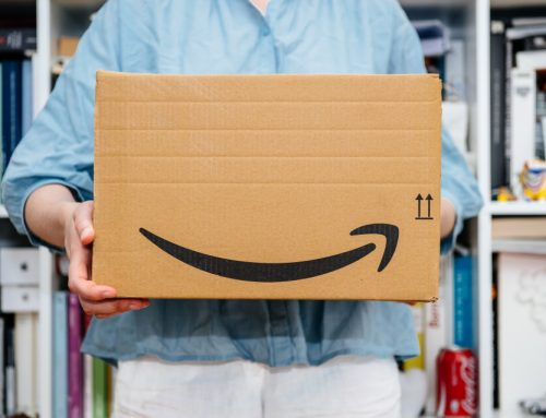 AMAZON – DELIVERING HOPE TO THE NHS?
